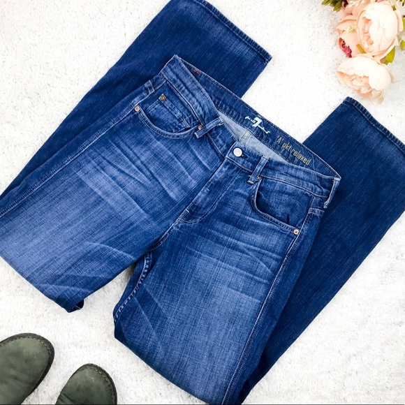 7 For All Mankind Denim - 7 for all Mankind Denim Jeans A Pocket Relaxed 31